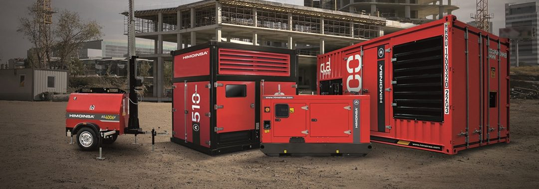 Himoinsa Generators for Hire